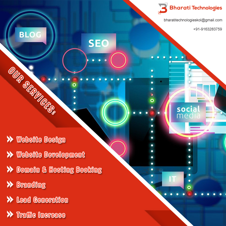 bharati technologies services