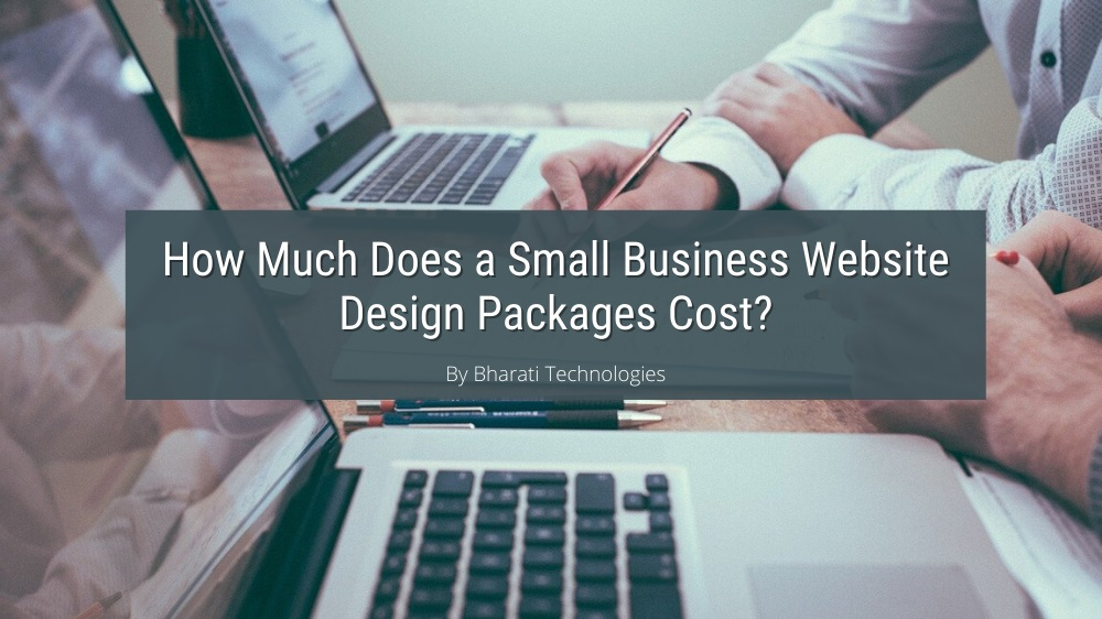 How Much Does a Small Business Website Design Packages cost?