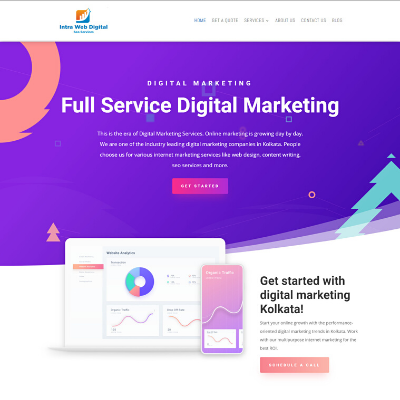 intra web digital