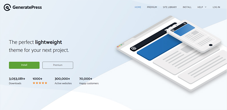 generatepress | Bharati Technologies